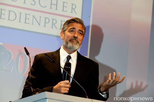 Джордж Клуни получит премию Стэнли Кубрика