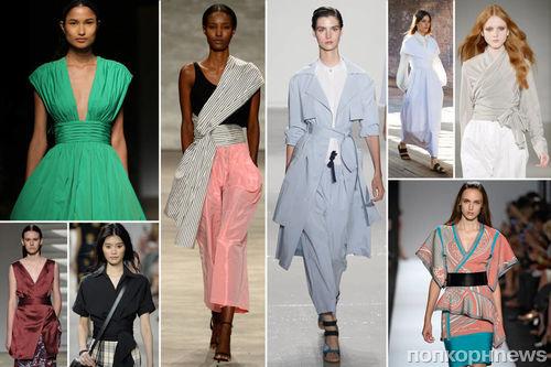 Что будет модно носить весной и летом 2015: фото самых трендовых вещей
