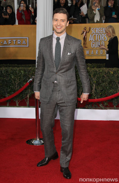 Джастин Тимберлейк создаст коллекцию одежды для Tom Ford
