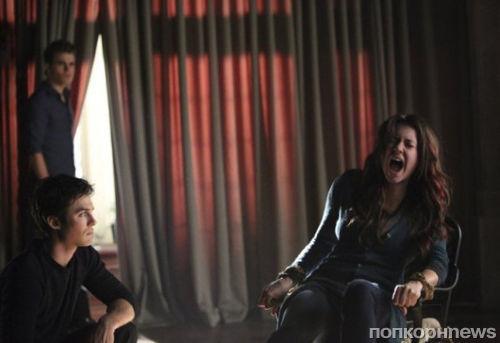 "Промо-видео 21 эпизода 4 сезона сериала ""Дневники вампира"""