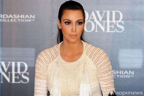 Ким Кардашьян займется созданием косметики и парфюмерии