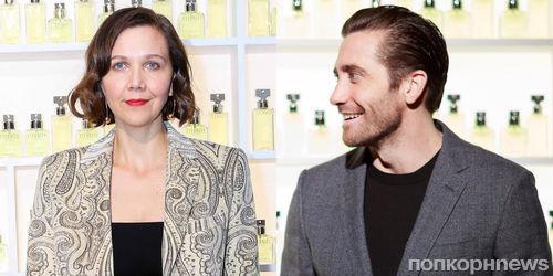 Мэгги и Джейк Джилленхол отпраздновали запуск новой рекламной кампании Calvin Klein