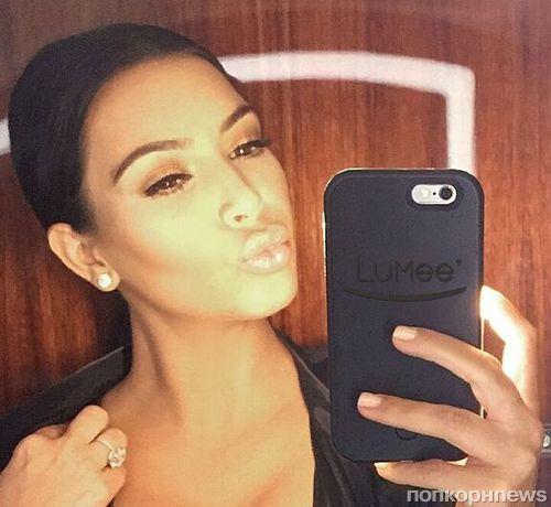 Ким Кардашьян сделала дочь героиней своих кимодзи