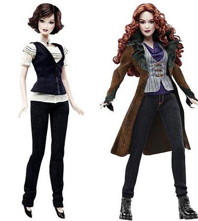 Новинка: пластиковые сумеречные куклы Элис и Виктория