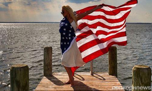 Фото: как звезды отпраздновали День независимости США