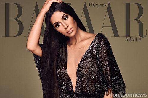 Шер похвалила фотосет Ким Кардашьян, в котором она примерила образ певицы