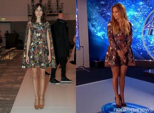 Fashion battle: Алекса Чанг и Дженнифер Лопес