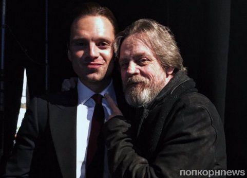 Зимний солдат познакомился с Люком Скайуокером