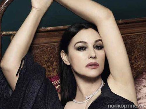 53-летняя Моника Беллуччи выложила обнаженное фото в соцсетях