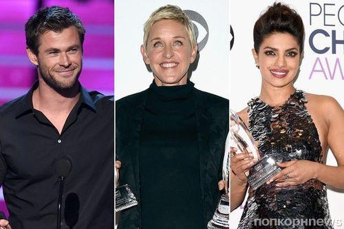 People's Choice Awards: фото с красной дорожки и список победителей
