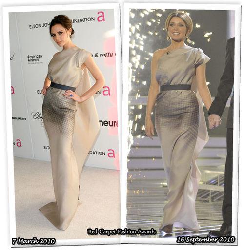 Fashion Battle: Виктория Бэкхем и Данни Миноуг