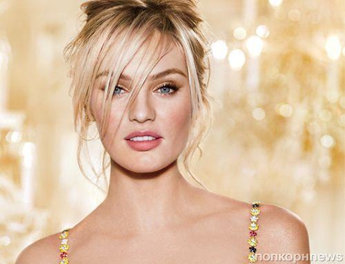 Кэндис Свенпол представит Fantasy Bra на шоу Victoria's Secret 2013