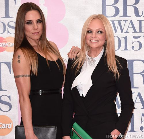 Церемония BRIT Awards 2015