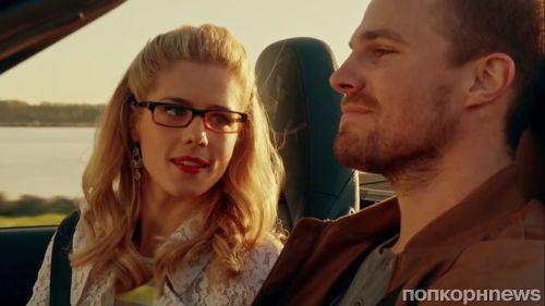 Видео: в новом трейлере 4 сезона «Стрелы» раскрыли судьбу Фелисити