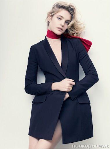 Наталья Водянова в журнале Dior. Выпуск 2