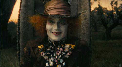 """Дублированный трейлер """"Алиса в стране чудес"""""""
