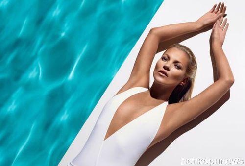 Почему Кейт Мосс предпочитает загорать топлесс