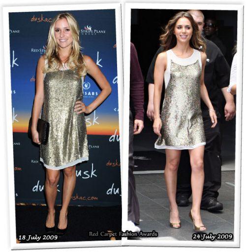 Fashion battle: Кристин Кавалли и Элиза Душку