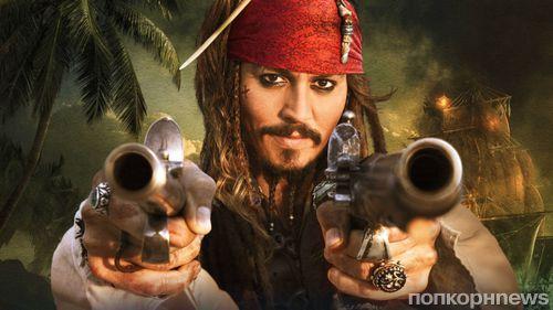 «Пираты Карибского моря» получат еще 5 частей