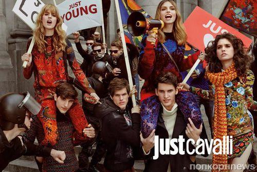 ��������� �������� Just Cavalli ����� 2013- ���� 2014