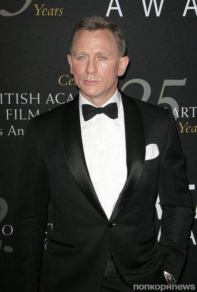 Дэниел Крэйг — самый стильный мужчина 2012 года по версии журнала GQ