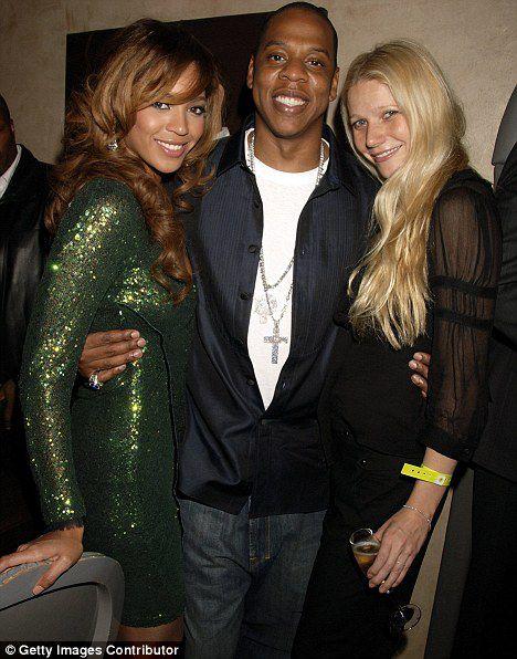 Гвинет Пэлтроу споет с Jay-Z?