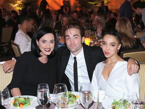 Роберт Паттинсон, Кэти Перри, Кейт Хадсон и другие звезды на гала-приеме GO Campaign Gala в Лос-Анджелесе