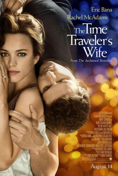 Трейлер фильма «Жена путешественника во времени»