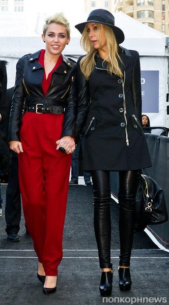 Звезды на Неделе моды в Нью-Йорке. Часть 3