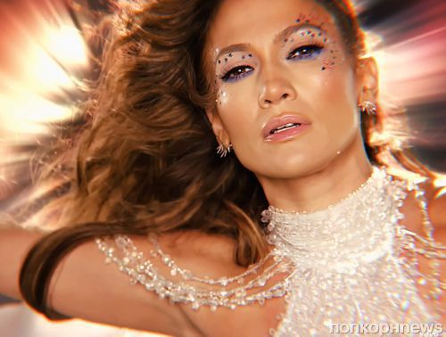 Новый клип Дженнифер Лопес - Feel The Light