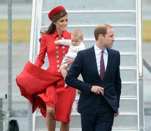 Кейт Миддлтон и принц Уильям призывают бойкотировать несанкционированные фотографии принца Джорджа