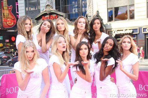 В Victoria's Secret появятся модели размера плюс?