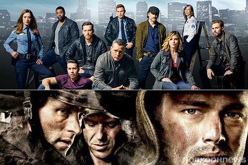 Сериалы «Полиция Чикаго» и «Чикаго в огне» продлили еще на 1 сезон