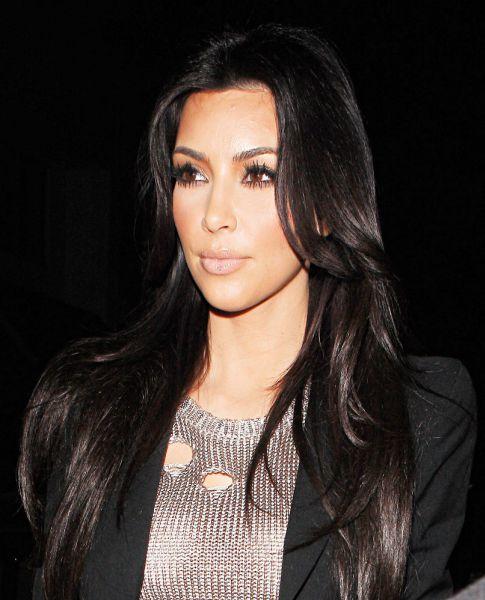 Ким Кардашиан о хирургических вмешательствах