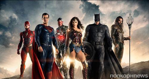 «Лига справедливости» официально стала самым неудачным фильмом DCEU