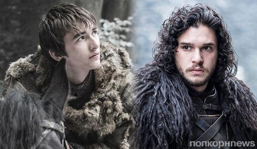 Бран Старк расскажет Джону Сноу о его родителях в 7 сезоне «Игры престолов»