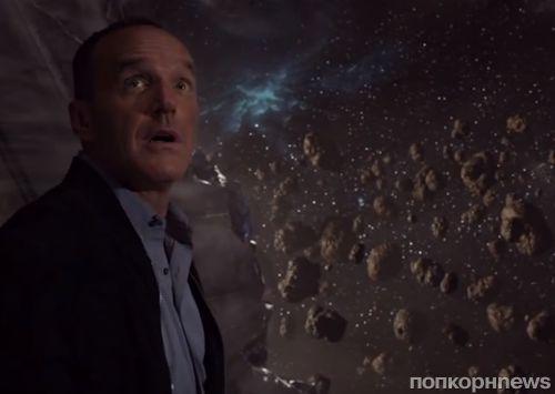 Видео: официальный трейлер 5 сезона «Агентов ЩИТ» появился в сети