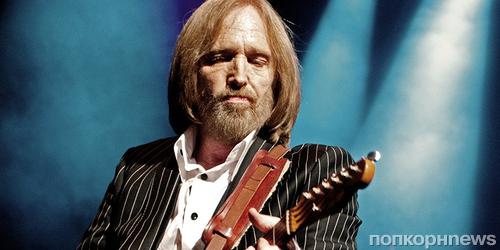 В США скончался легендарный рок-музыкант Том Петти