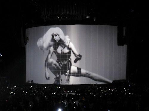 Lady Gaga в японской рекламе Android