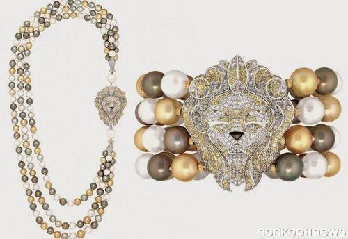 Новая ювелирная коллекция Les Perles de Chanel от  Chanel
