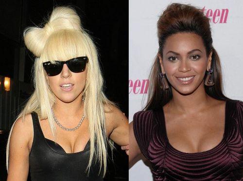 Бейонсе и Lady GaGa снимутся в одном клипе