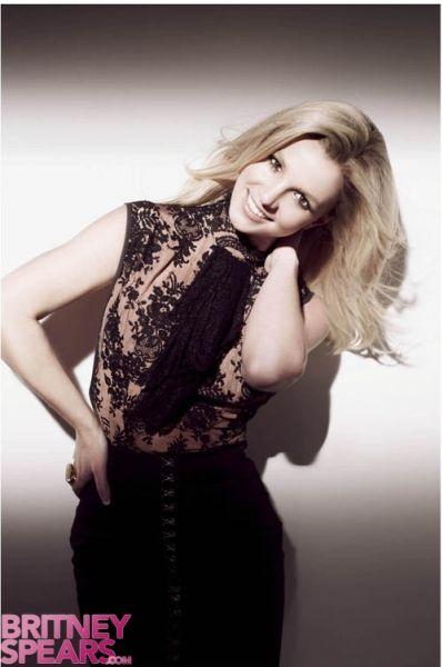 Новые промо -фото Бритни