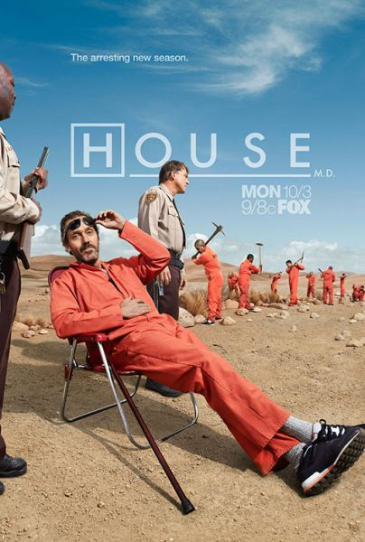Промо-видео 1 серии 8 сезона «Доктора Хауса»
