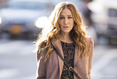Первый кадр: Сара Джессика Паркер в новом сериале «Развод»