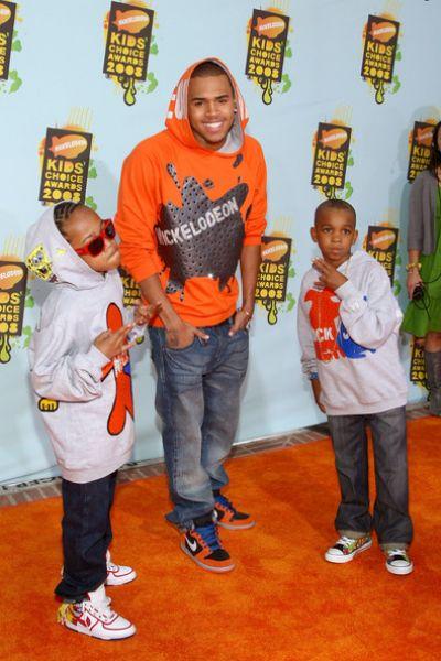 Крис Браун отказался от участия в премии Nickelodeon