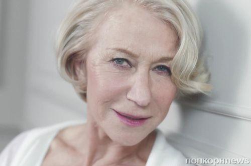 Хелен Миррен в новом рекламном ролике L'Oreal Paris