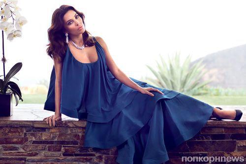 Ева Лонгория в журнале Vogue Мексика. Февраль 2015