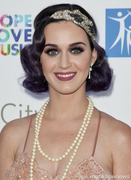 Кэти Перри мечтает быть похожей на Мадонну