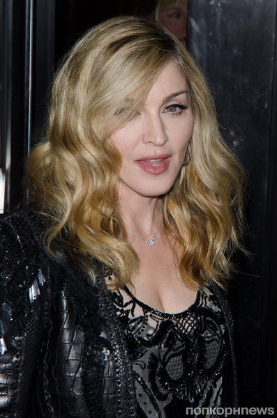 Мадонна в восторге от стиля Кейт Миддлтон