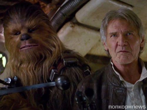 Представлен второй трейлер седьмого эпизода «Звездные войны: Пробуждение силы»